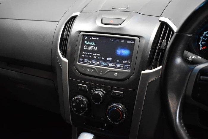 2016 Holden Colorado LS RG MY16 4X4 Dual Range Blue
