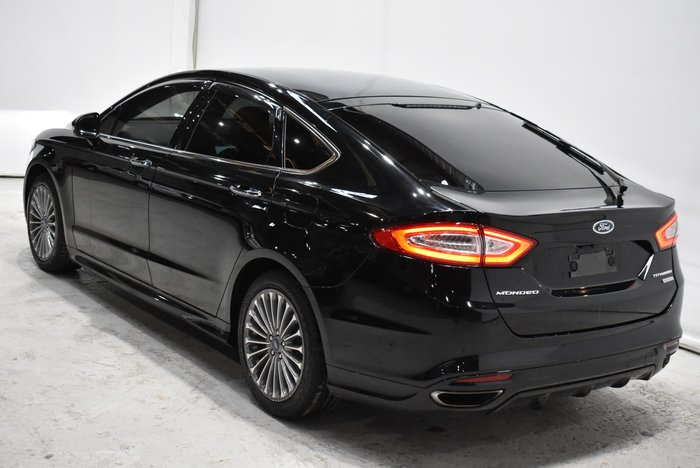 2016 Ford Mondeo Titanium MD Panther Black