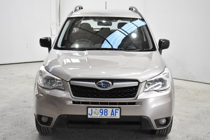 2014 Subaru Forester 2.5i S4 MY14 Four Wheel Drive Bronze