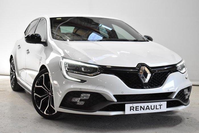 2019 Renault Megane R.S. Sport BFB White