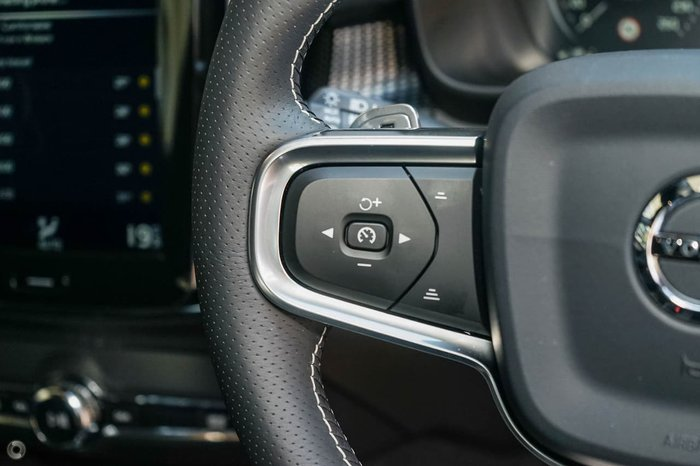 2020 Volvo XC40 T5 R-Design MY21 Four Wheel Drive Grey