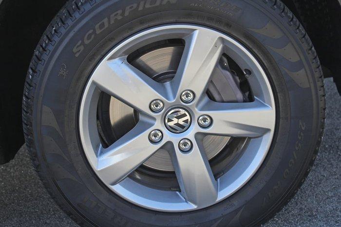 2011 Volkswagen Touareg 150TDI 7P MY11 Four Wheel Drive Grey