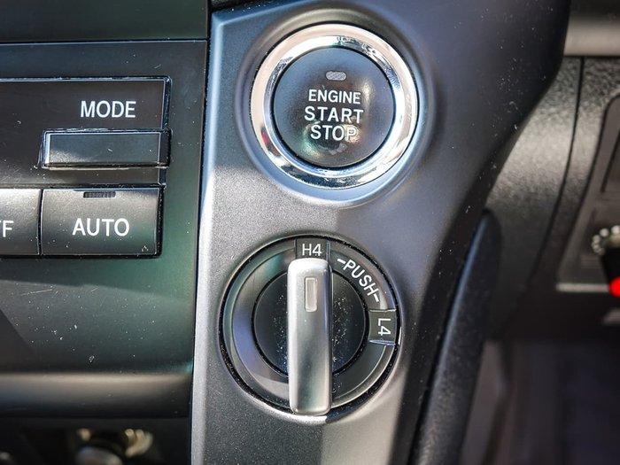 2012 Toyota Landcruiser GXL VDJ200R MY10 4X4 Constant Silver