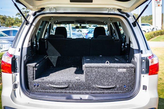 2017 Isuzu MU-X LS-U MY17 4X4 Dual Range White
