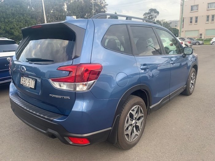 2019 Subaru Forester 2.5i S5 MY19 Four Wheel Drive Blue