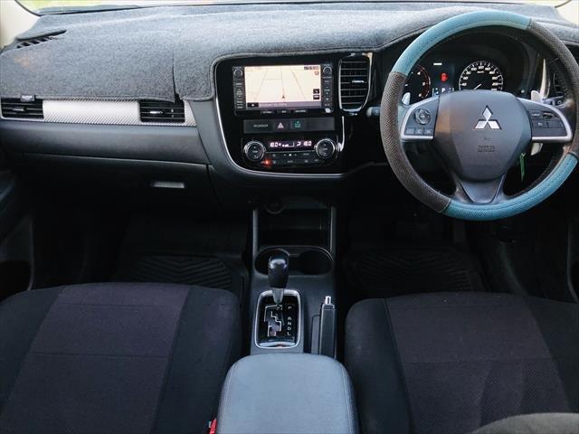 2014 Mitsubishi Outlander LS ZJ MY14.5 4X4 On Demand White