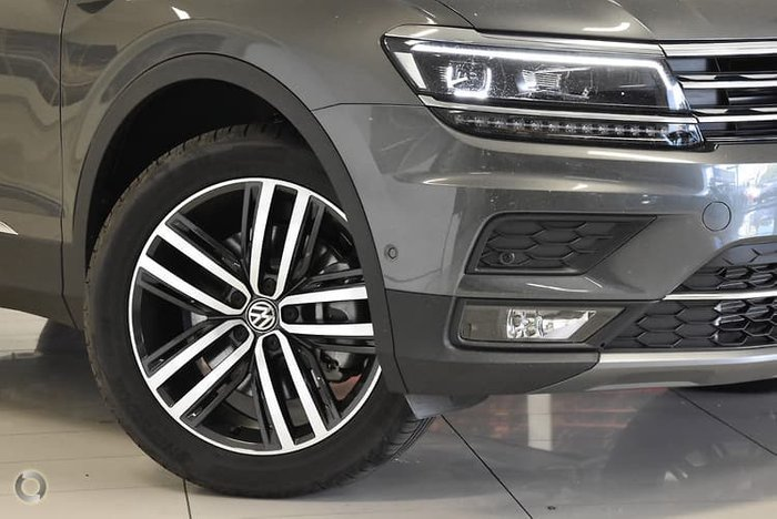 2020 Volkswagen Tiguan 162TSI Highline 5N MY20 Four Wheel Drive Grey