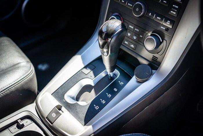 2011 Holden Captiva LX CG MY10 4X4 On Demand White