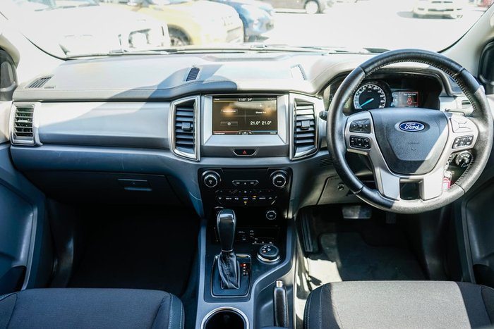 2016 Ford Everest Trend UA 4X4 Dual Range Grey