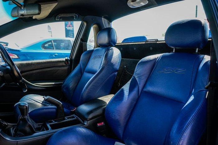 2005 Holden Ute SS VZ Blue