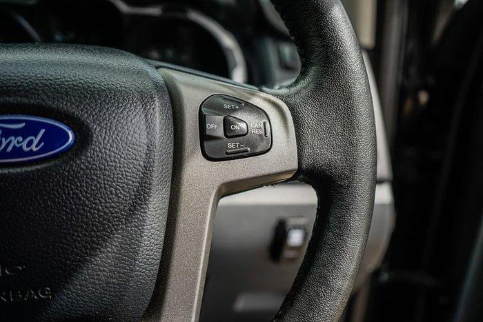 2014 Ford Ranger XLT PX 4X4 Dual Range Black