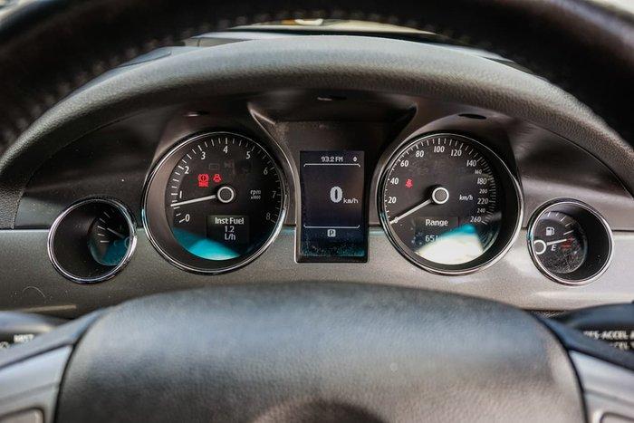 2012 Holden Caprice WM Series II Grey