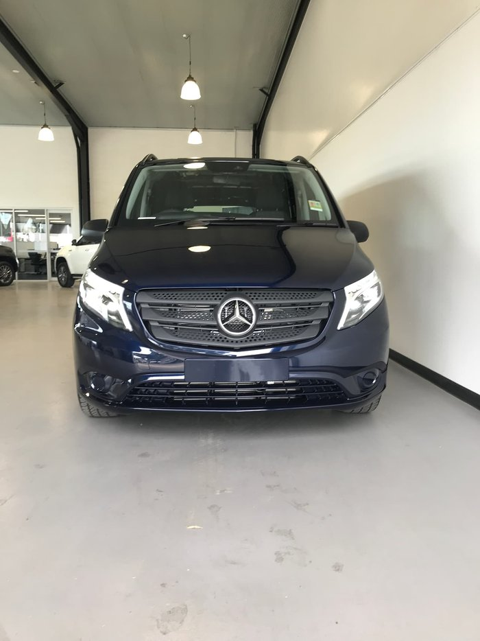 2020 Mercedes-Benz Vito 119CDI 447 Blue