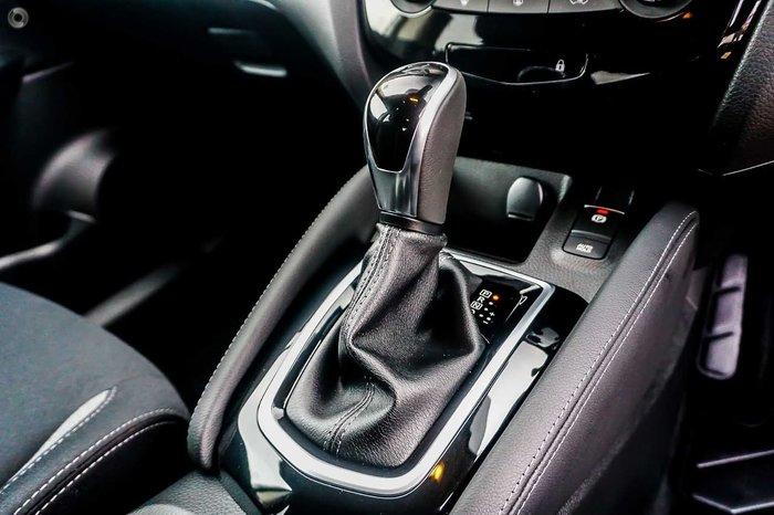 2019 Nissan QASHQAI ST+ J11 Series 2 White