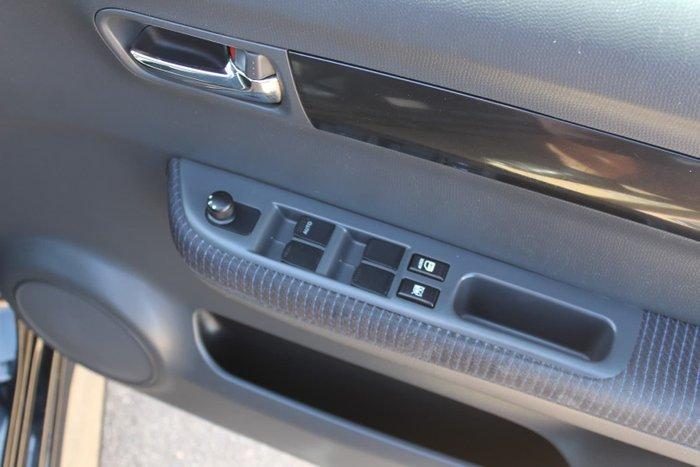2009 Suzuki Swift GLX RS415 Bluish Black