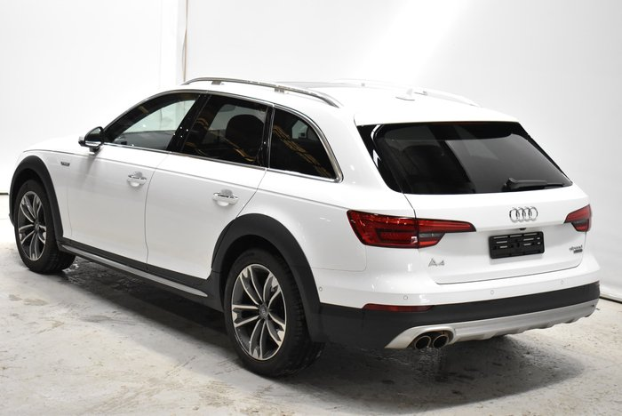 2016 Audi A4 allroad B9 MY17 Four Wheel Drive White