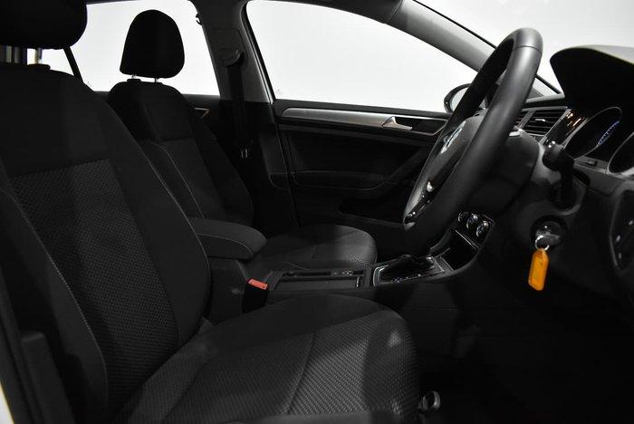 2019 Volkswagen Golf 110TSI Trendline 7.5 MY19.5 White