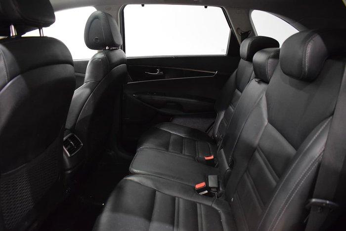 2016 Kia Sorento Platinum UM MY17 4X4 On Demand Grey