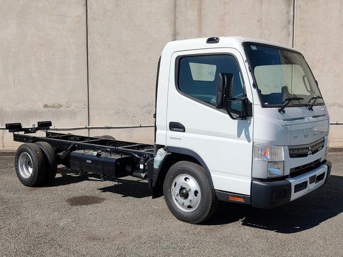 2020 FUSO CANTER White