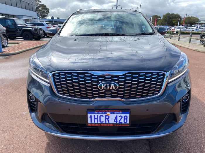 2018 Kia Sorento Sport UM MY18 4X4 On Demand Blue