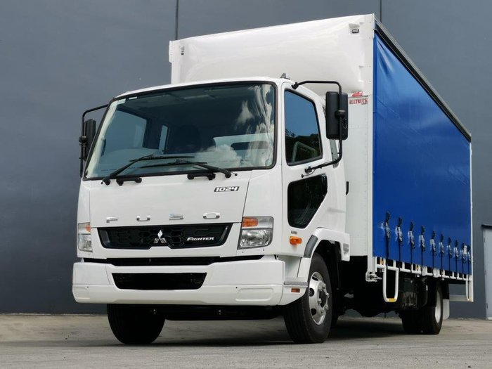 2020 FUSO FIGHTER White