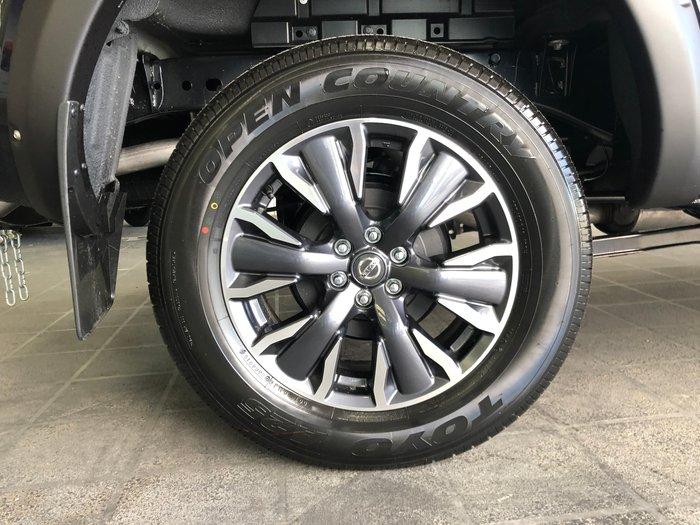 2020 Nissan Navara ST D23 Series 4 4X4 Dual Range Black