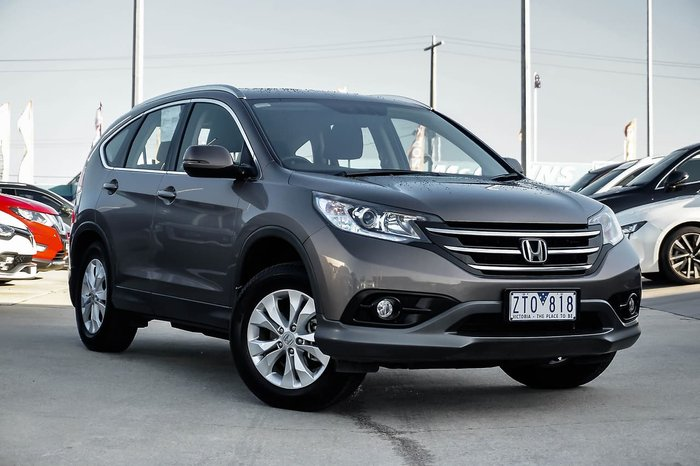2013 Honda CR-V VTi-S RM 4X4 On Demand Grey