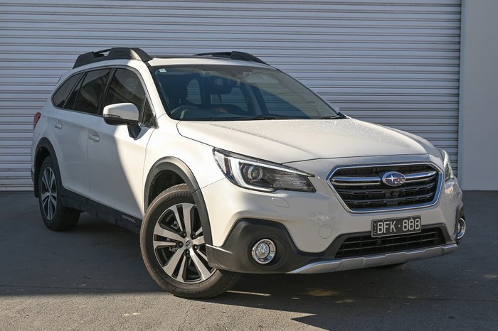 2019 Subaru Outback 2.5i Premium 5GEN MY20 Four Wheel Drive White