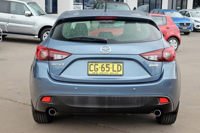 2016 Mazda 3 Neo BM Series Blue
