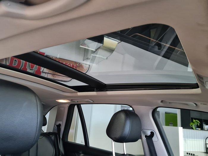 2013 BMW X5 sDrive25d F15 White