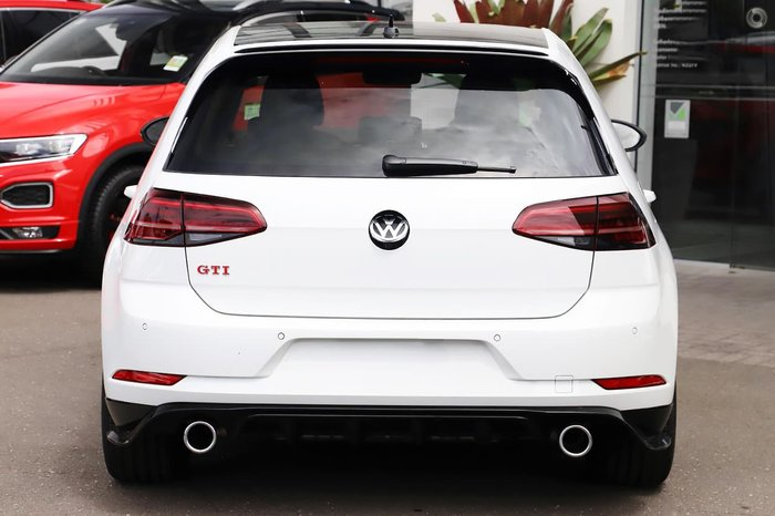2020 Volkswagen Golf GTI TCR 7.5 MY20