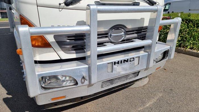 2016 HINO FM 2628 WHITE