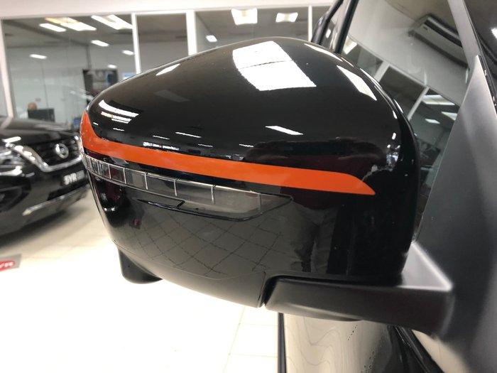 2020 Nissan Navara N-TREK D23 Series 4 4X4 Dual Range Black