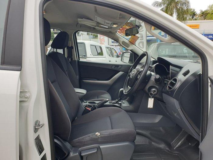 2017 Mazda BT-50 XT Hi-Rider UR White