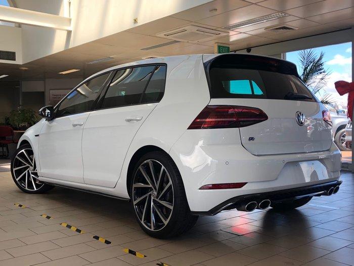 2017 Volkswagen Golf R 7.5 MY18 Four Wheel Drive White