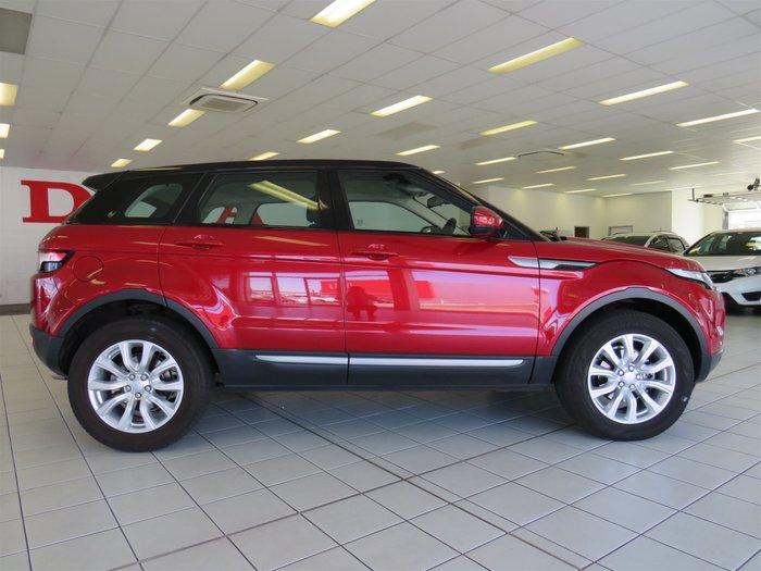 15 Land Rover Range Rover Evoque