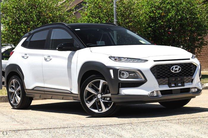 2020 Hyundai Kona Highlander