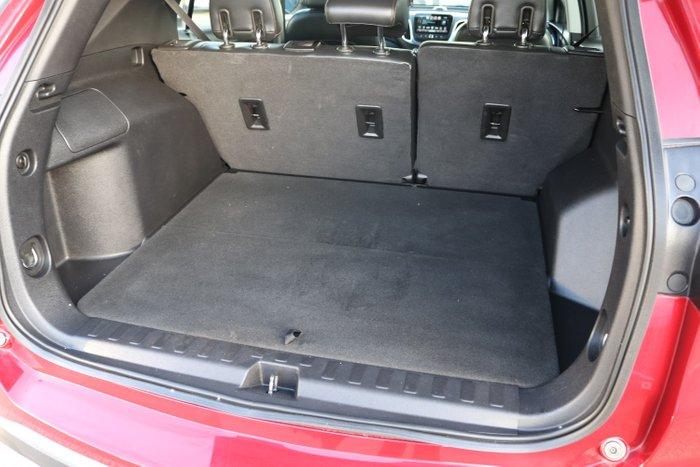 2017 Holden Equinox LTZ EQ MY18 Four Wheel Drive Red