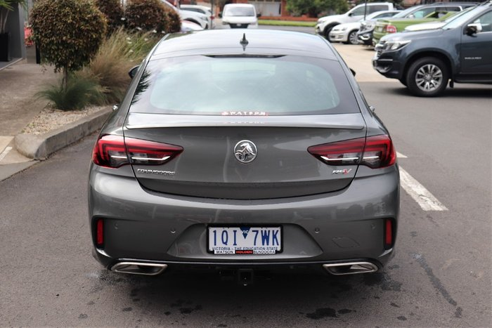 2018 Holden Commodore RS-V ZB MY18 4X4 On Demand Cosmic Grey