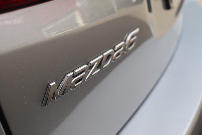 2017 Mazda 6 Sport GL Series Silver