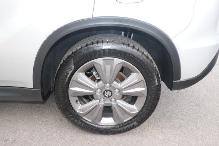 2019 Suzuki Vitara LY Series II Silver