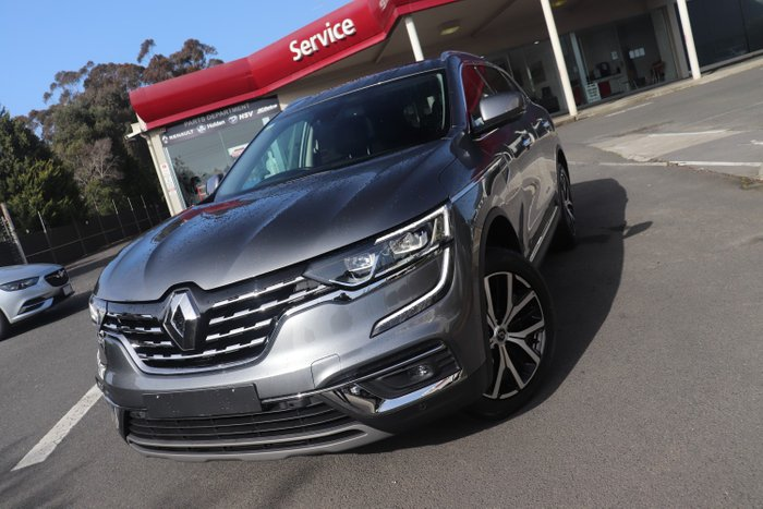 2020 Renault Koleos Intens HZG MY20 Metallic Grey