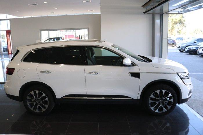 2019 Renault Koleos Intens HZG White