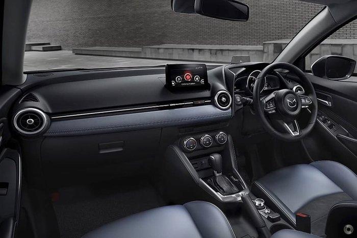 2020 Mazda 2 G15 GT DJ Series Jet Black