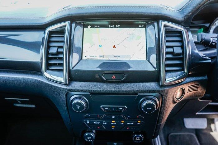 2019 Ford Ranger Wildtrak PX MkIII MY19 4X4 Dual Range Orange