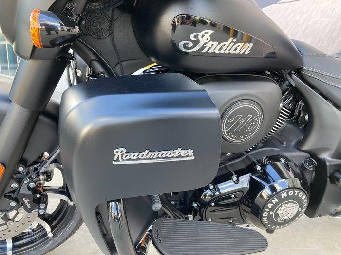 2020 Indian ROADMASTER DARKHORSE TH/ST 116 Black
