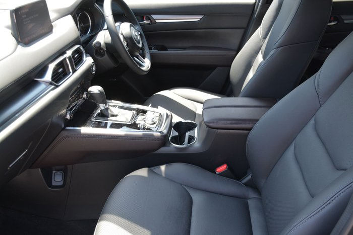 2020 Mazda CX-8 GT KG Series 4X4 On Demand Blue