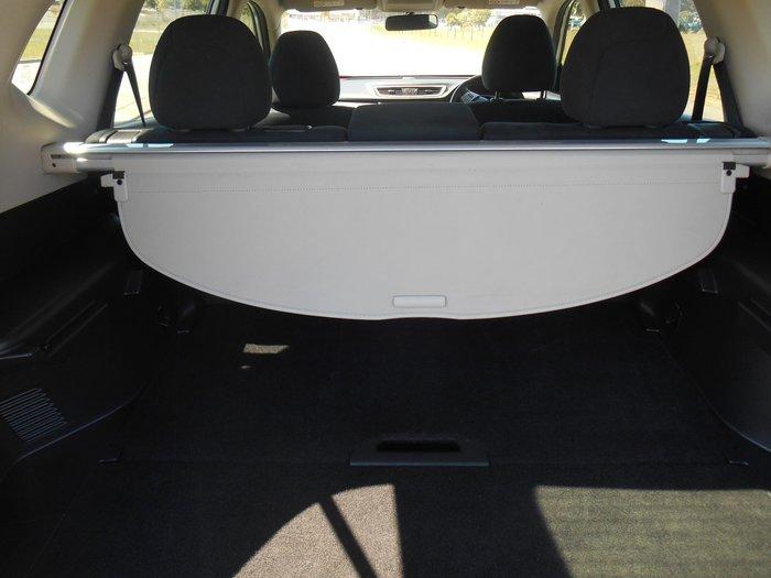 2014 Nissan X-TRAIL ST T32 4X4 On Demand Silver