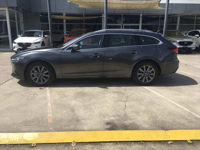 2020 MAZDA Mazda6 SPORT MAZDA6 R 6AUTO WAGON SPORT Machine Grey