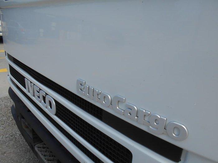 2001 IVECO EUROCARGO 100E18 White